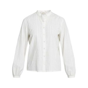 Blouse blanche en coton bio People Tree
