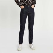 Jean slim brut Heather en coton biologique de la marque de slowfashion People Tree